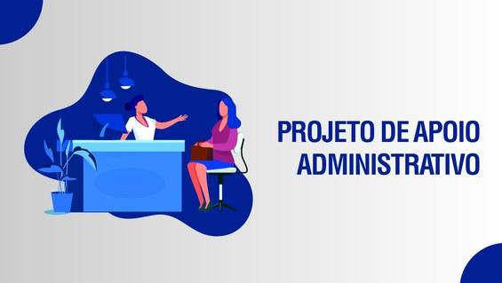 Projeto de Apoio Administrativo