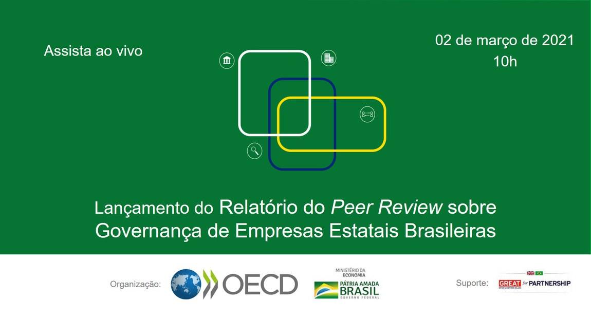 Documento aponta as diretrizes da OCDE para a governança das estatais