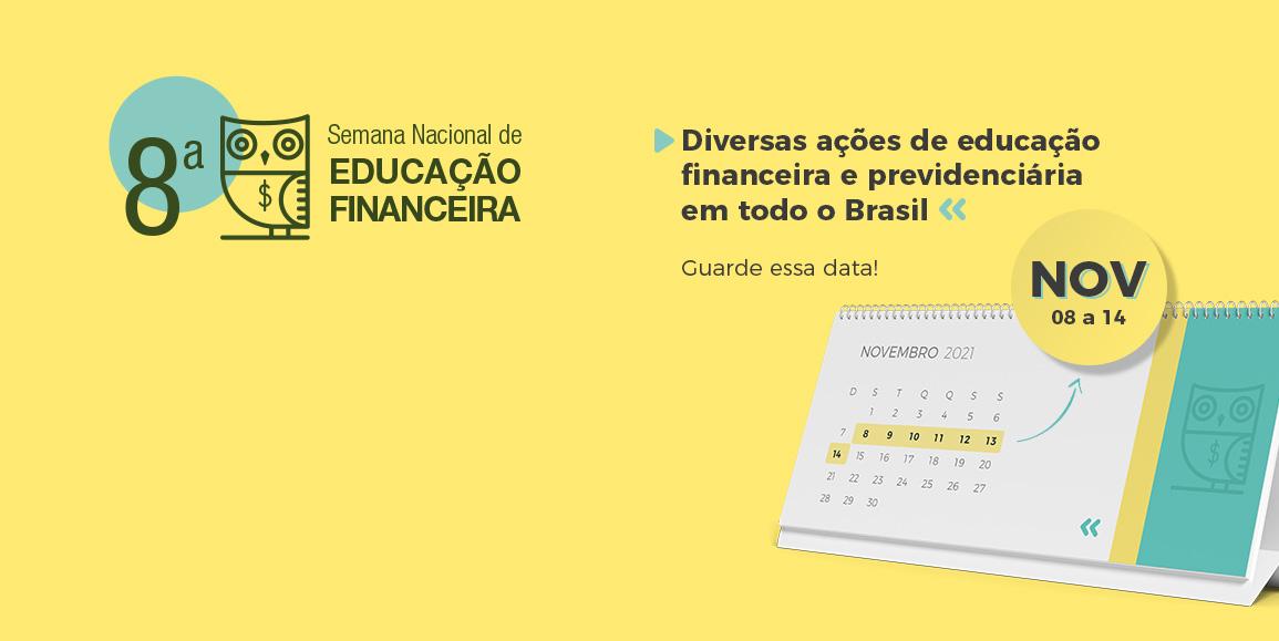 8ª Semana Nacional de Educação Financeira