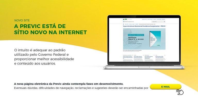 Novo site Rotativo web