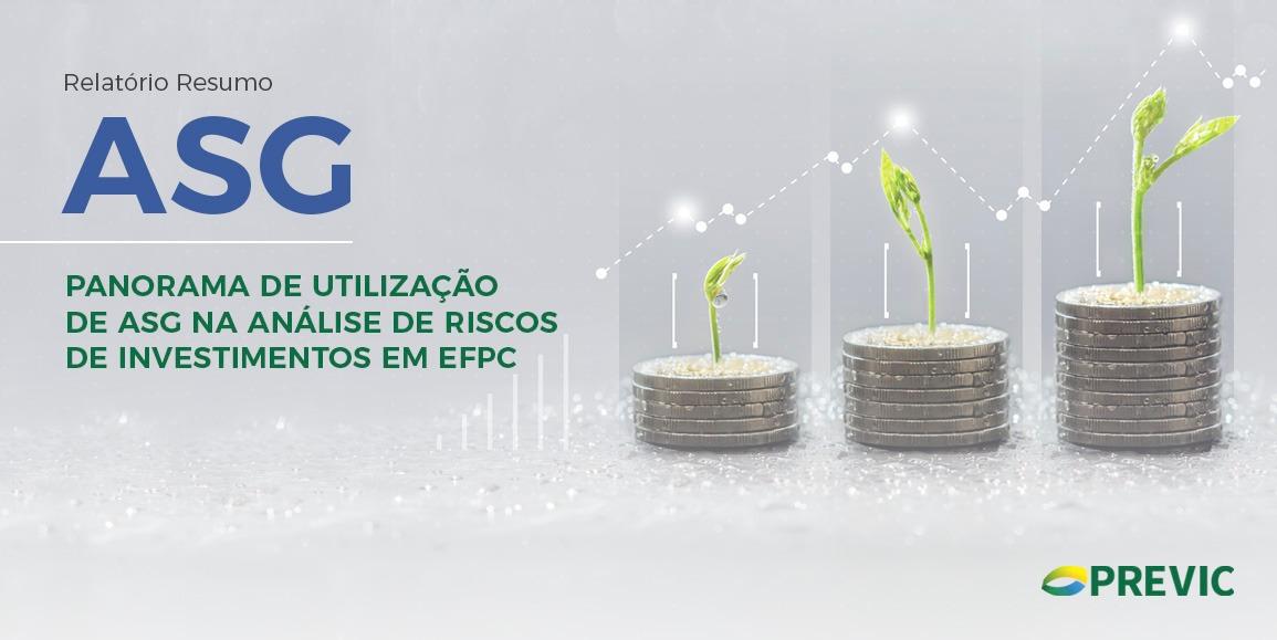 Resultados da pesquisa sobre a utilização de critérios ASG na avaliação de investimentos