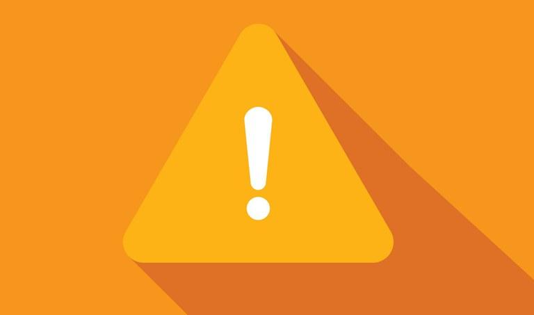 Suspensão foi necessária para avaliação de riscos decorrentes de problemas na internalização dos eventos na versão S-1.0 pelos sistemas da Dataprev.