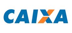 Logomarca da Caixa Econômica Federal - Caixa