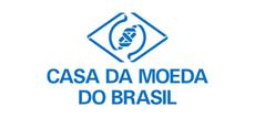 Logomarca da Casa da Moeda do Brasil - CMB