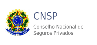 Logomarca do Conselho Nacional de Seguros Privados - CNSP