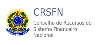 Logomarca do Conselho de Recursos do Sistema Financeiro Nacional - CRSFN