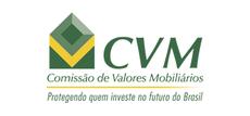 Logomarca da Comissão de Valores Mobiliários - CVM