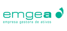 Logomarca da Empresa Gestora de Ativos - Emgea