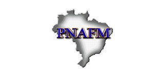 Logomarca do Programa Nacional de Apoio à Modernização Administrativa e Fiscal dos Municípios Brasileiros - PNAFM