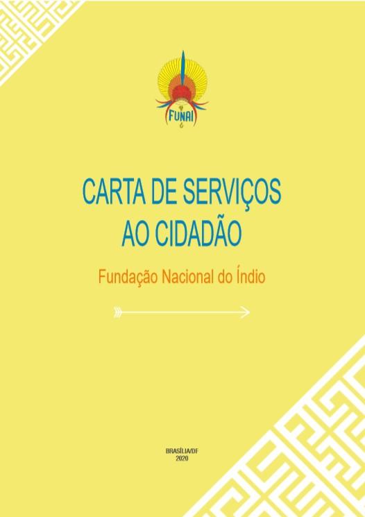 Carta de Servicos - CAPA-2014