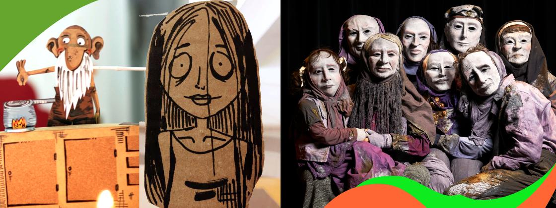 Teatro Virtual desta semana tem espetáculos do Norte e do Sul do País