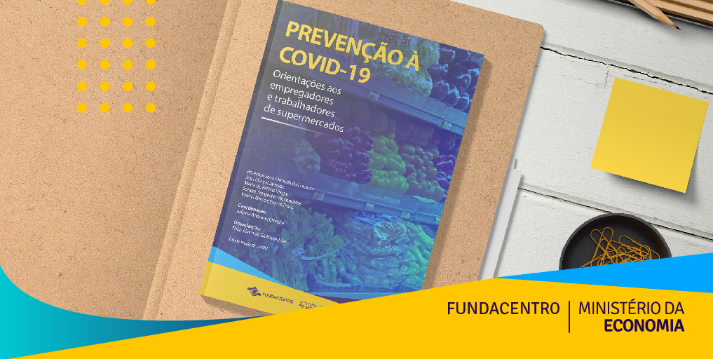 Publicação traz medidas que auxiliam na redução do risco de contágio pelo novo coronavírus