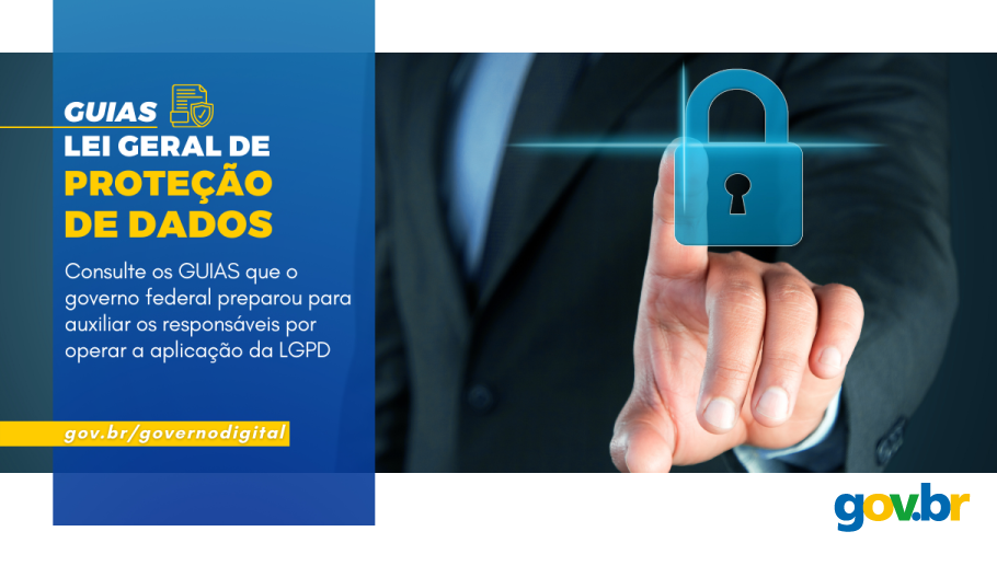 Banner Guias LGPD