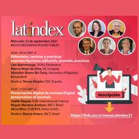 O Ibict é o Centro Brasileiro do Latindex e promove esse sistema em âmbito nacional.