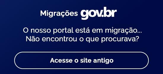 migração em andamento