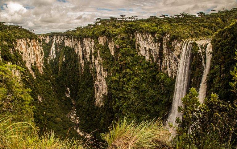 Parques nacionais do Sul são concessionados para a iniciativa privada