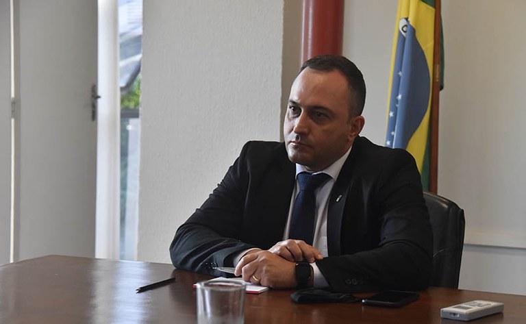 Sávio Andrade Filho - Diretor-Geral da Imprensa Nacional