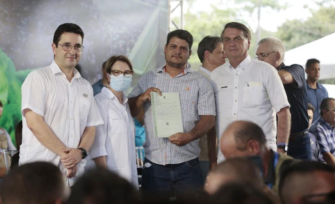 Governo Federal entrega mais de 50 mil títulos no Pará