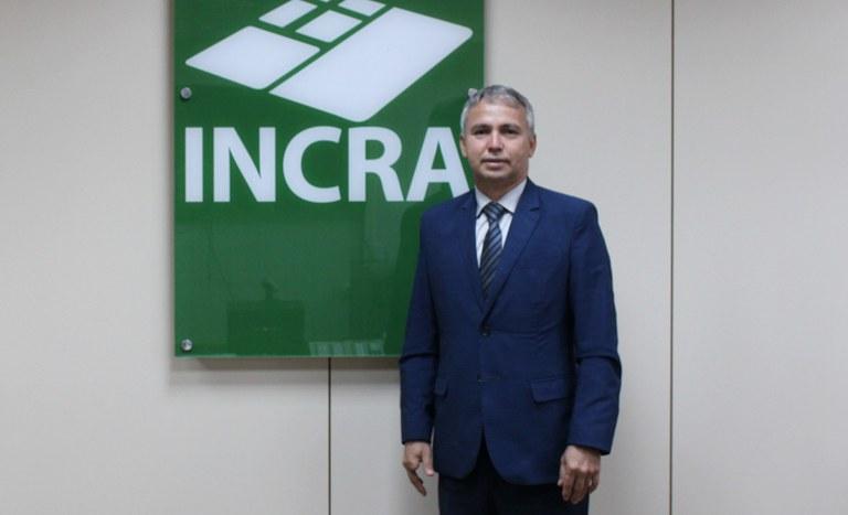 Novo superintendente do Incra no Oeste do Pará