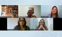 O seminário técnico Quintas da EPT acontece todas as quintas-feiras, no canal do Inep, no YouTube. Foto: Quintas da EPT/Reprodução.