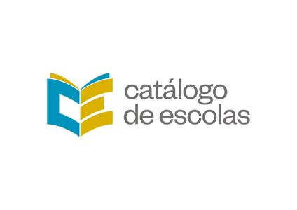 Logo Catálogo de Escolas