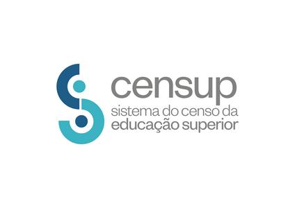 Logo Censup-Sistema do Censo da Educação Superior