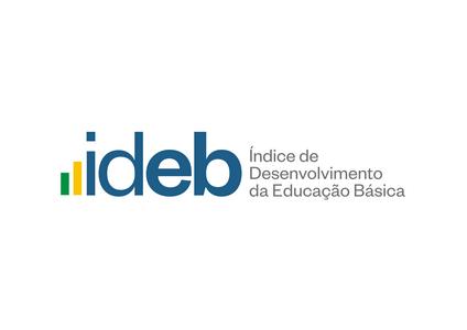 Logo IDEB-Índice de Desenvolvimento da Educação Básica