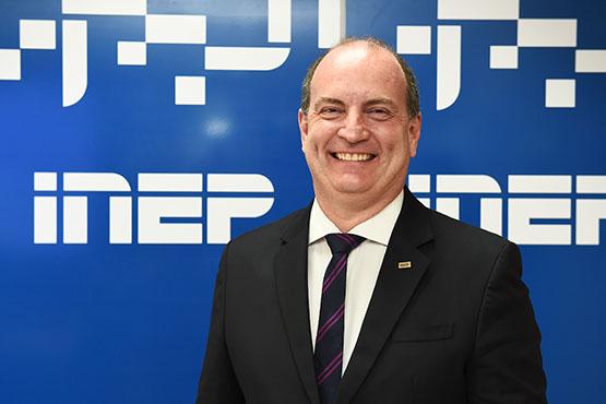 Alvaro Parisi será responsável por prestar assistência direta e imediata à Presidência do Inep. Foto: Luís Fortes/MEC