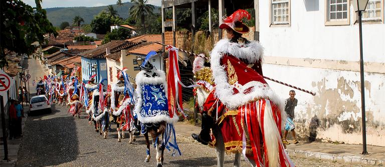Festa do Divino Espírito Santo de Pirenópolis