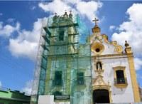 O templo integra o conjunto arquitetônico e urbanístico de Marechal Deodoro, tombado pelo Iphan em 2009.