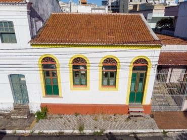 O prédio deverá abrigar a Casa do Patrimônio. (Fotos: Iphan/RN)