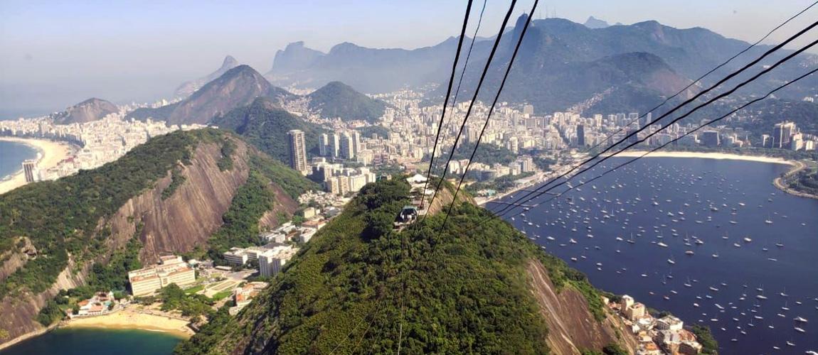 Iniciativa inédita com o mais antigo teleférico em operação do mundo vai explorar o caráter histórico-cultural da cidade do Rio de Janeiro (RJ)