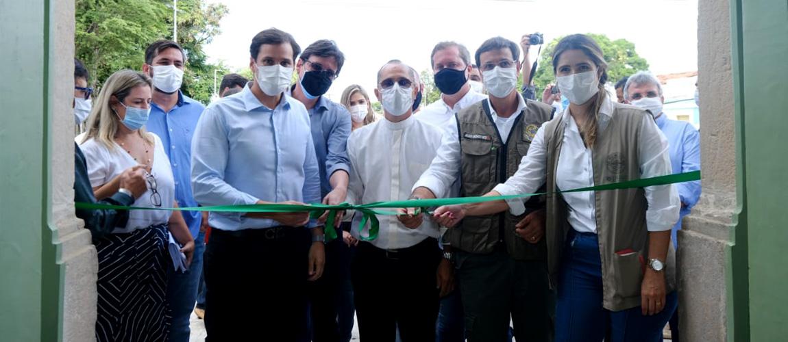 Fruto de cooperação entre Iphan e Prefeitura de Marechal Deodoro (AL), obras se somam a outras intervenções no município
