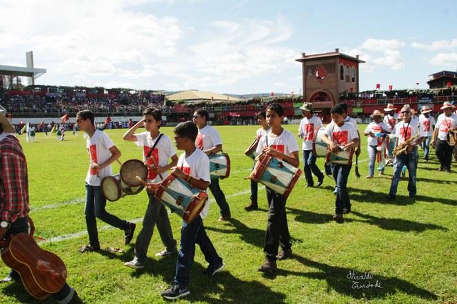 Banda de Couro_Festa do Divino Espírito Santo de Pirenópolis