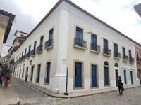 Após a revitalização, o sobrado comporta 14 apartamentos (Foto: Iphan-MA)