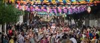 O Banho de São João é uma manifestação religiosa que acontece na virada do dia 23 para o dia 24 de junho. Foto: Vânia Jucá/Acerco Iphan