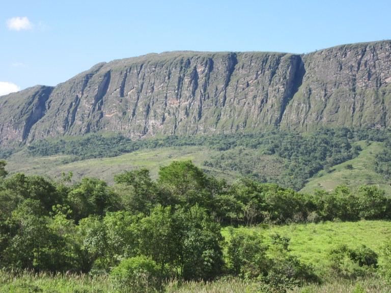 Parque Nacional  da Serra da Canastra - MG