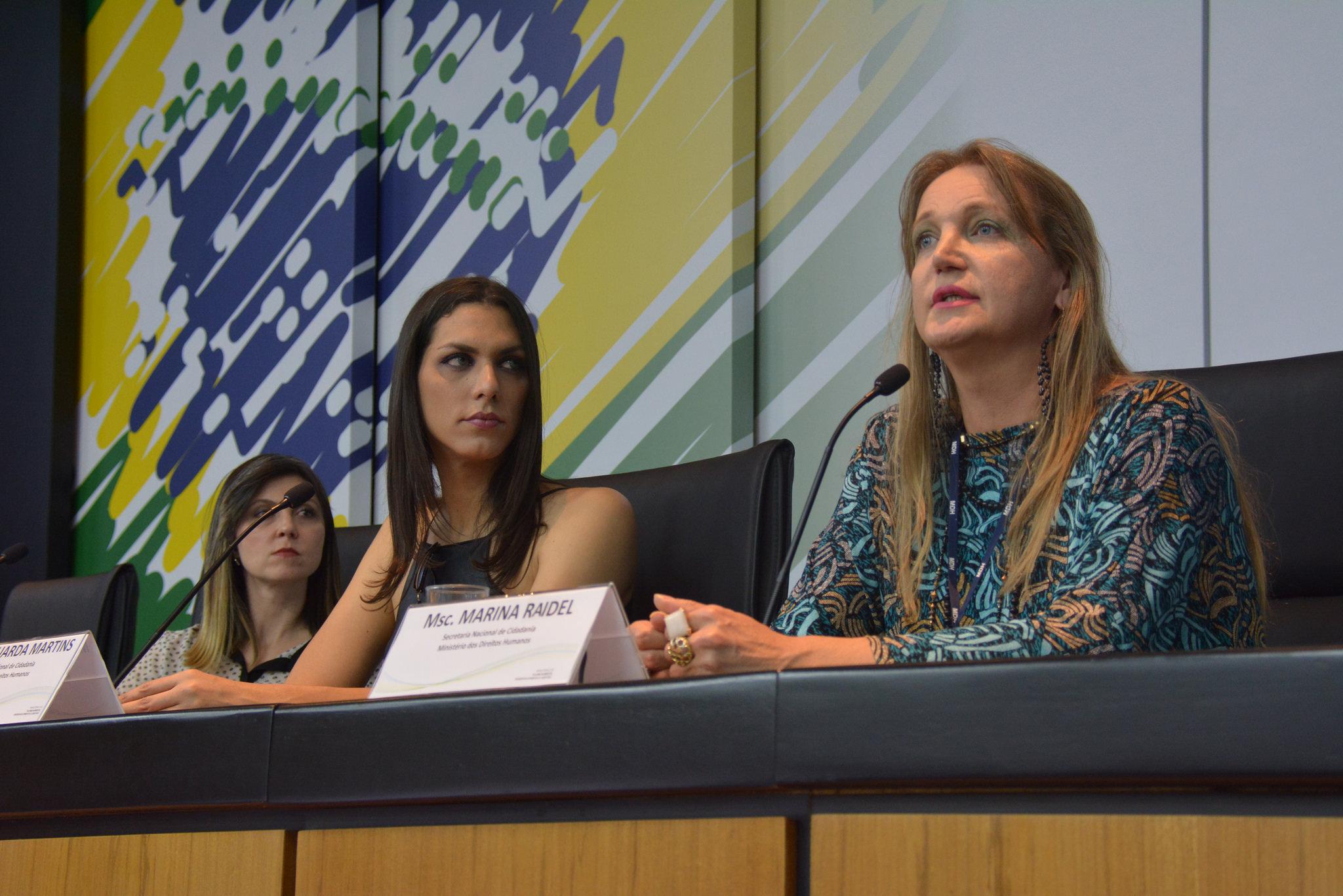 Promovido pelo MDH, seminário debate diversidade no serviço público