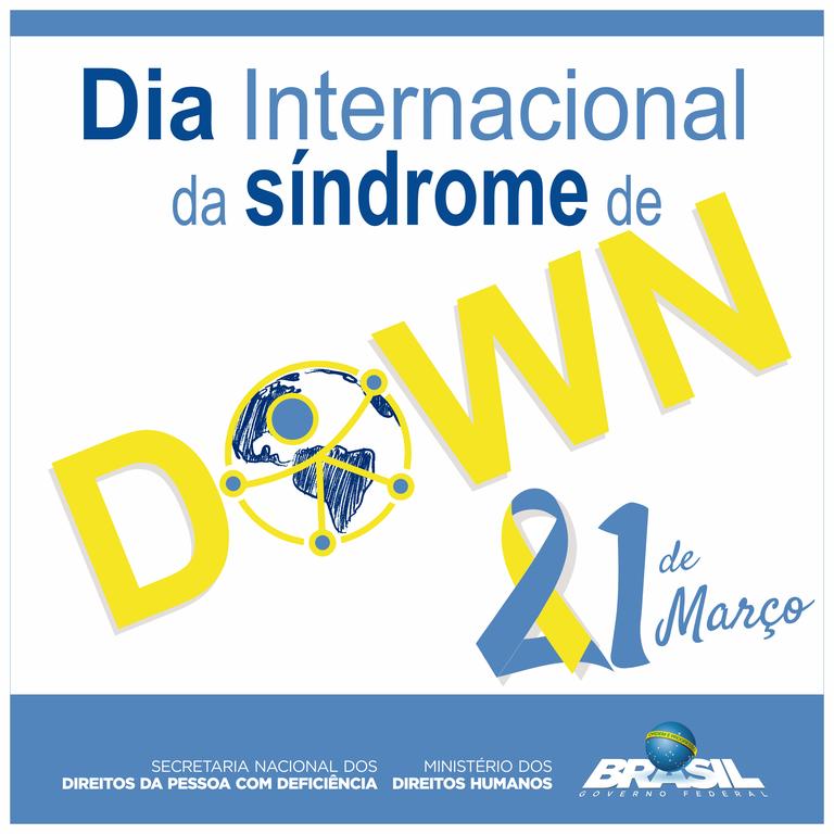 21 de março, Dia Internacional da Síndrome de Down