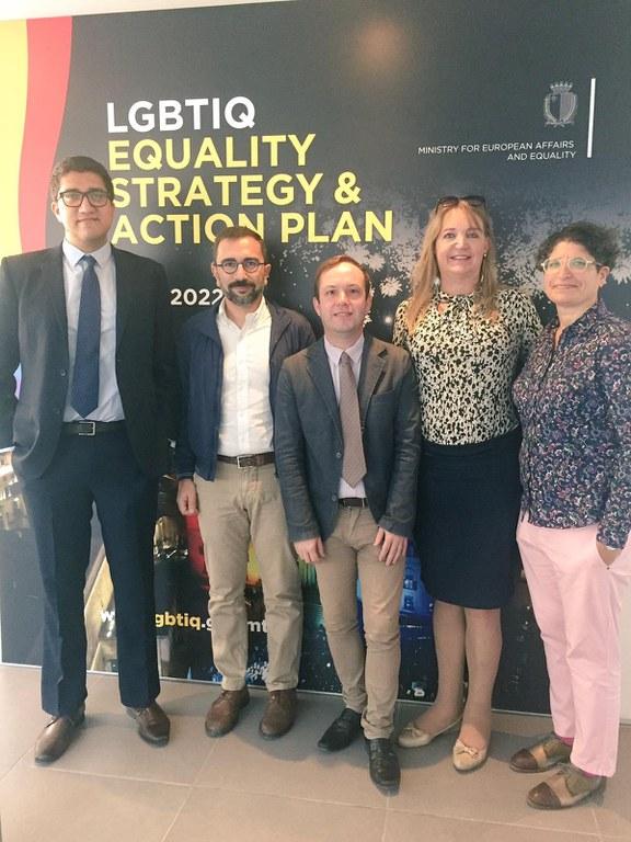 Missão Internacional do ministério foca em políticas para população Trans