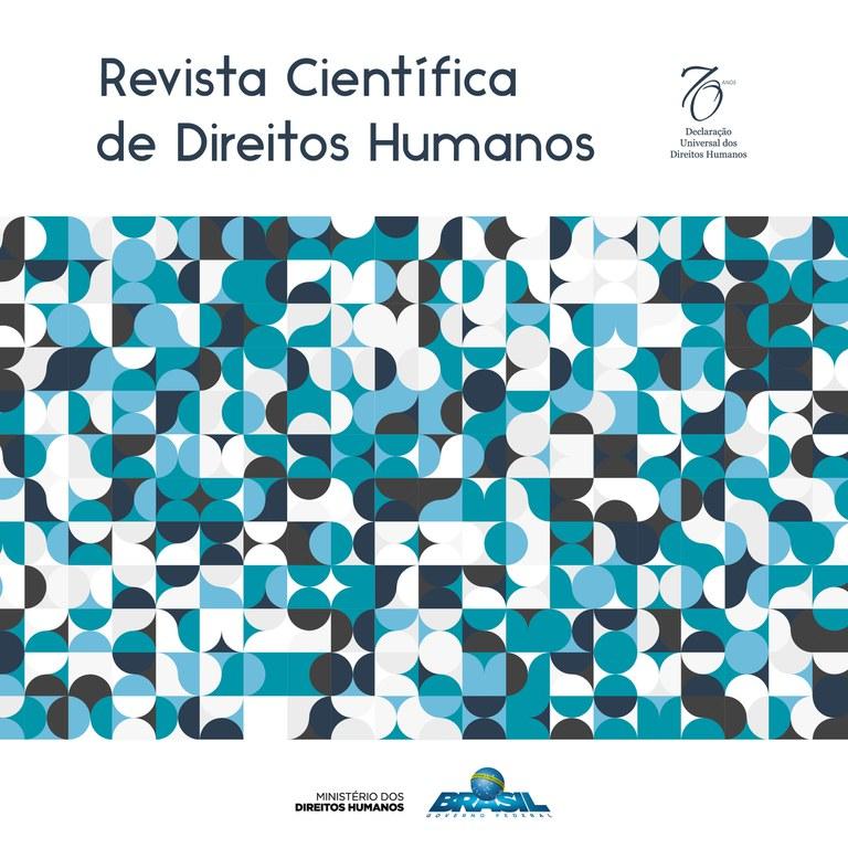Revista Científica de Direitos Humanos será lançada esta semana