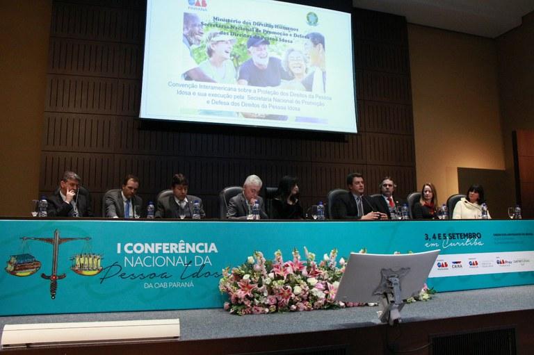 Conferência Nacional da Pessoa Idosa acontece no Paraná com presença do MDH