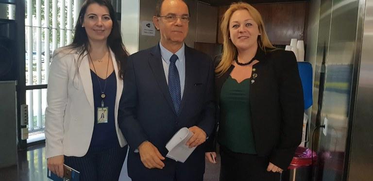 MDH participa de reunião para adequação das metas da agenda 2030 da ONU, no Brasil