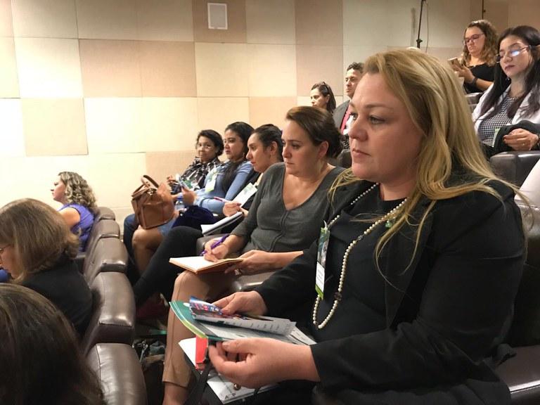 MDH participa de seminário para debater as leis que garantem direitos das crianças e adolescentes