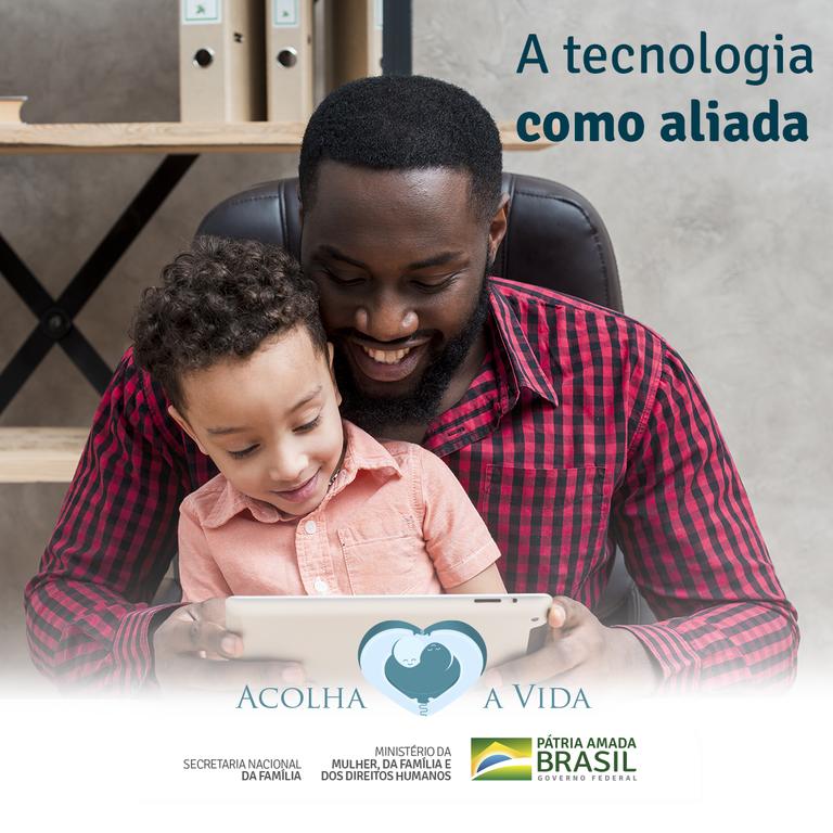 """No âmbito da campanha """"Acolha a Vida"""", ministério destaca o papel das novas tecnologias no combate ao suicídio e automutilação"""