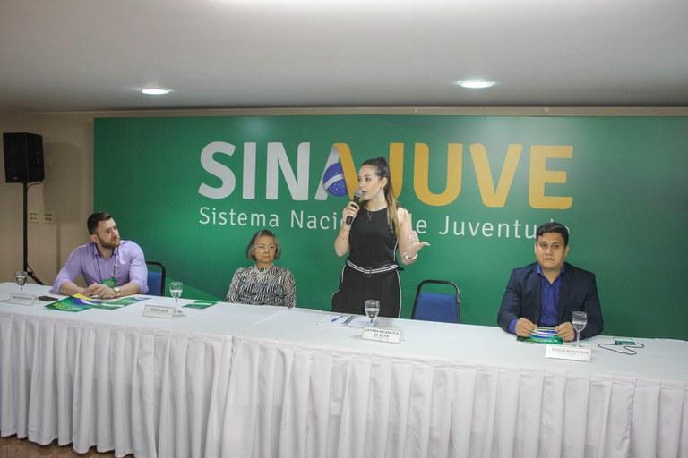 Governo Federal anuncia Agenda Juventude 4.0 em todo o país, durante seminário do SINAJUVE, em Brasília. (Foto: Diego Barreto - SNJ/MMFDH)