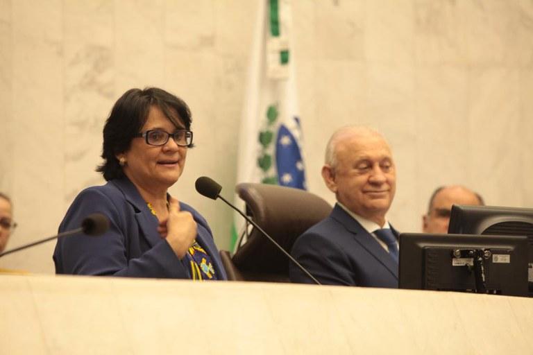 Ministra defende descentralização das ações de combate à tortura