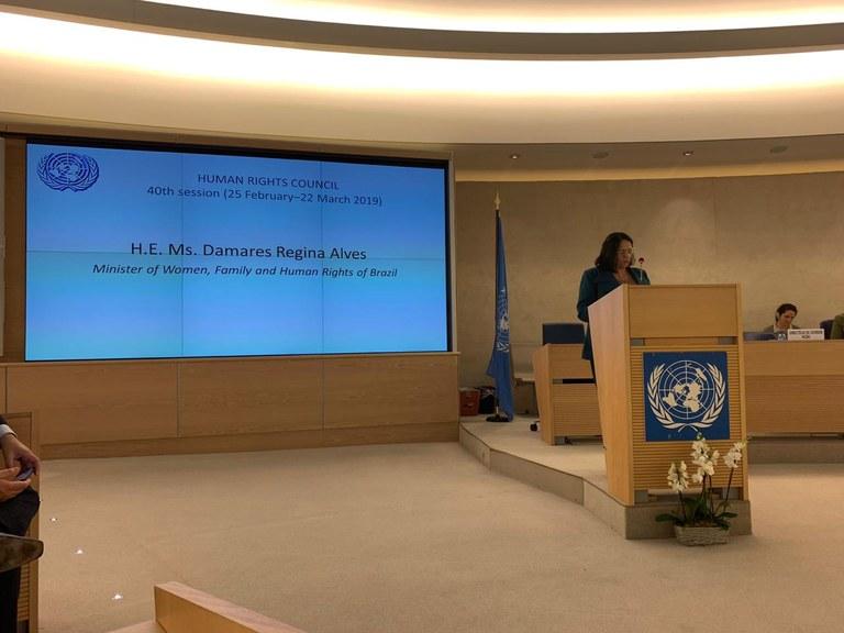 Foto:  Ministério das Relações Exteriores