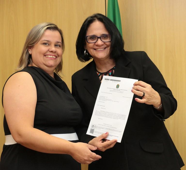 Nomeada a secretária nacional dos Direitos da Pessoa com Deficiência