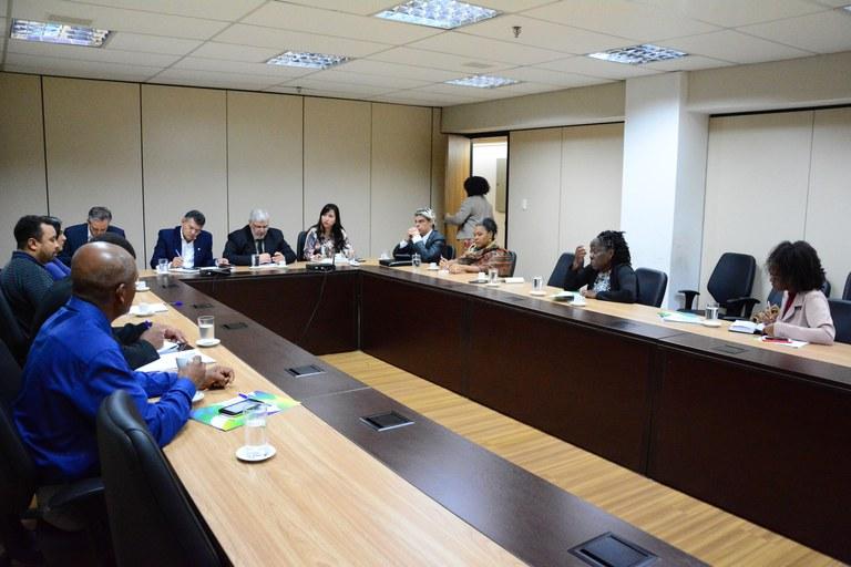 Seppir promove diálogo com representantes de comunidades quilombolas